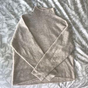 Sweaters - Super soft, mock turtleneck sweater.